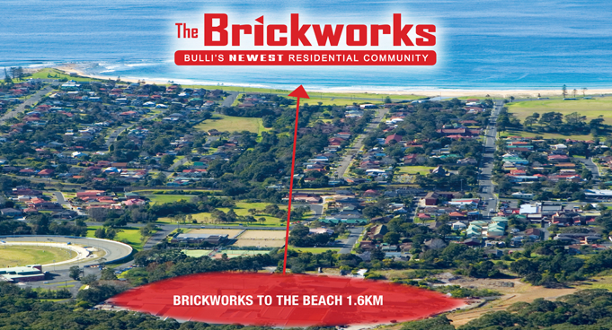The Brickworks - Duplex in Bulli