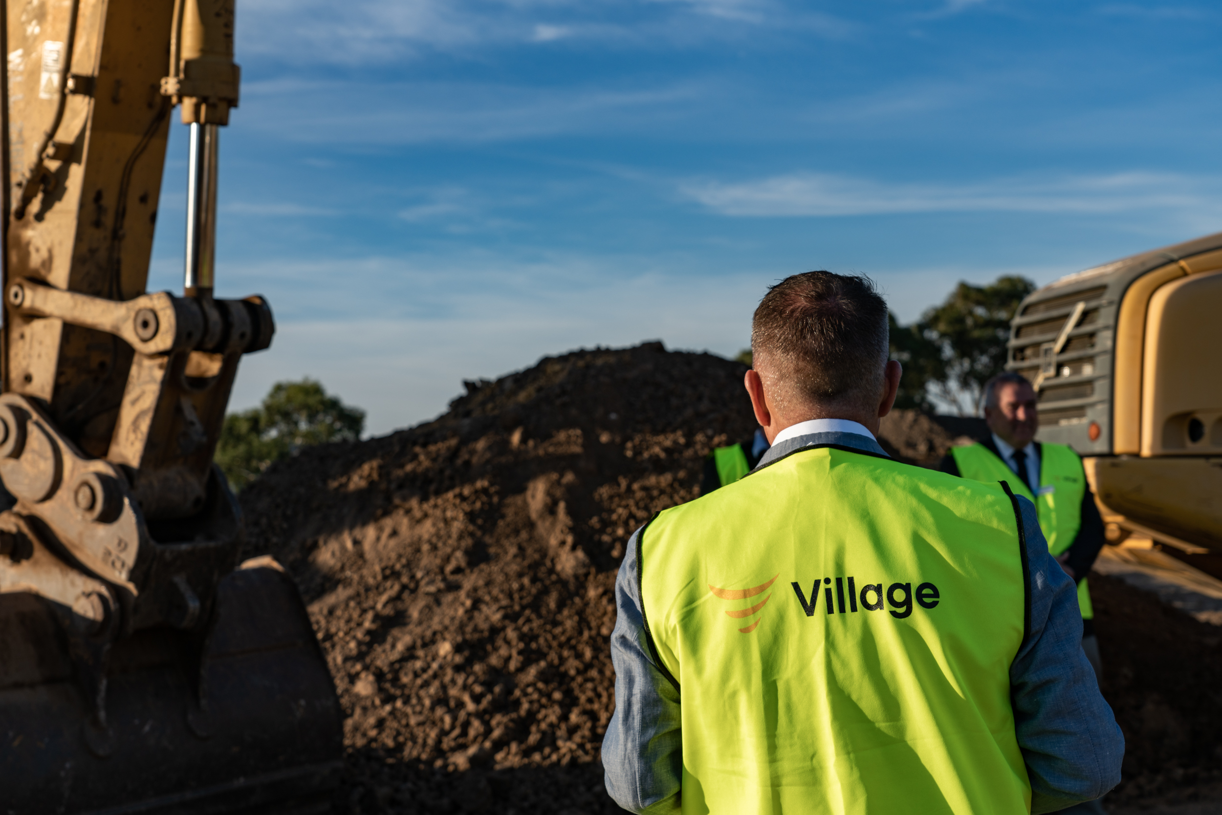 Trilogy Place - Construction Commenced