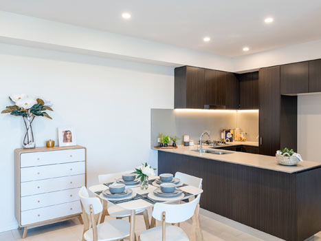 Westside  Indooroopilly Apartments