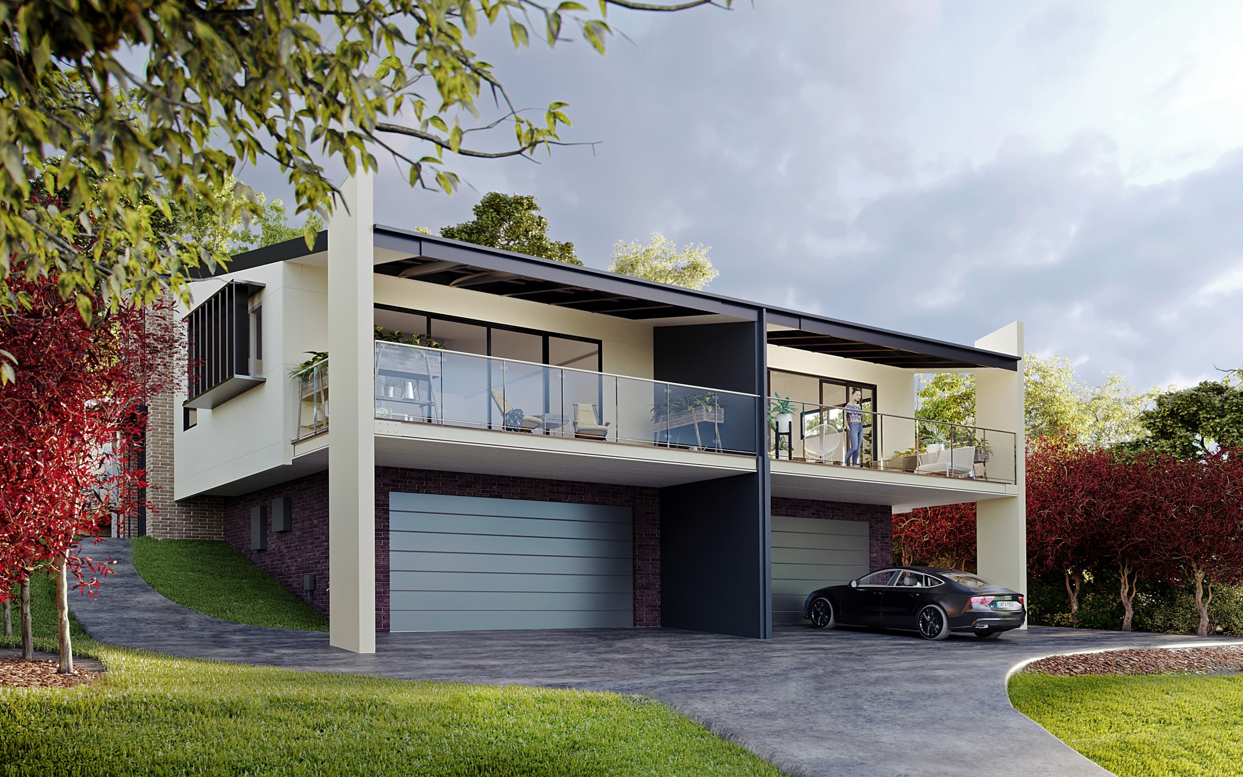 The Residences by Village Townhouse | 15b Curlewis Crescent Garran