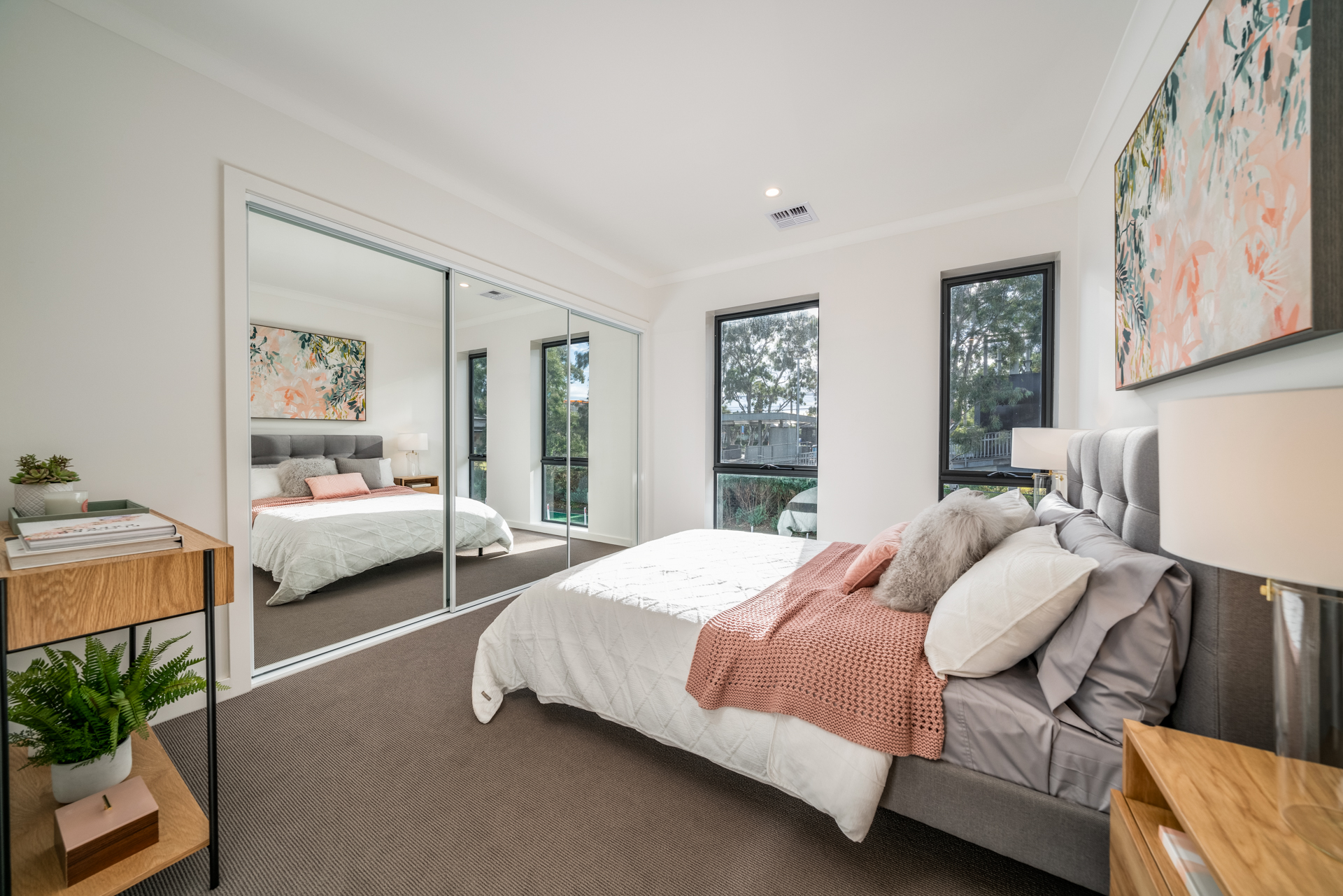 Yarraman Village Bedroom | Townhouses for sale