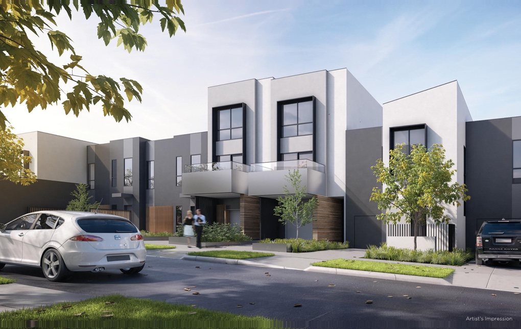 Townhouses in Noble Park Melbourne