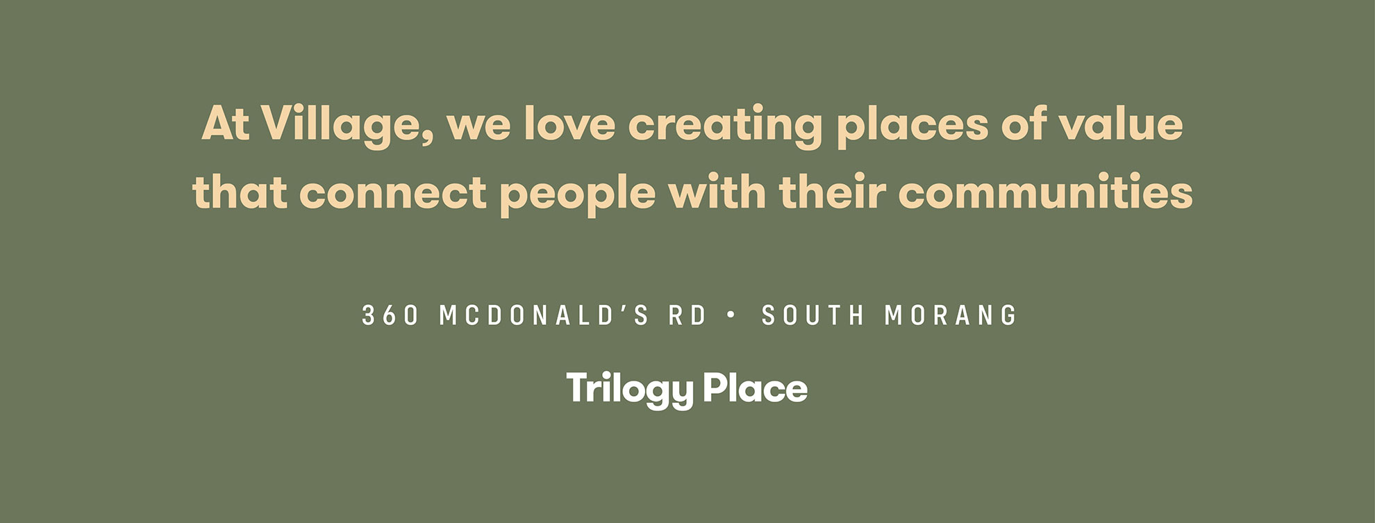 Trilogy Place